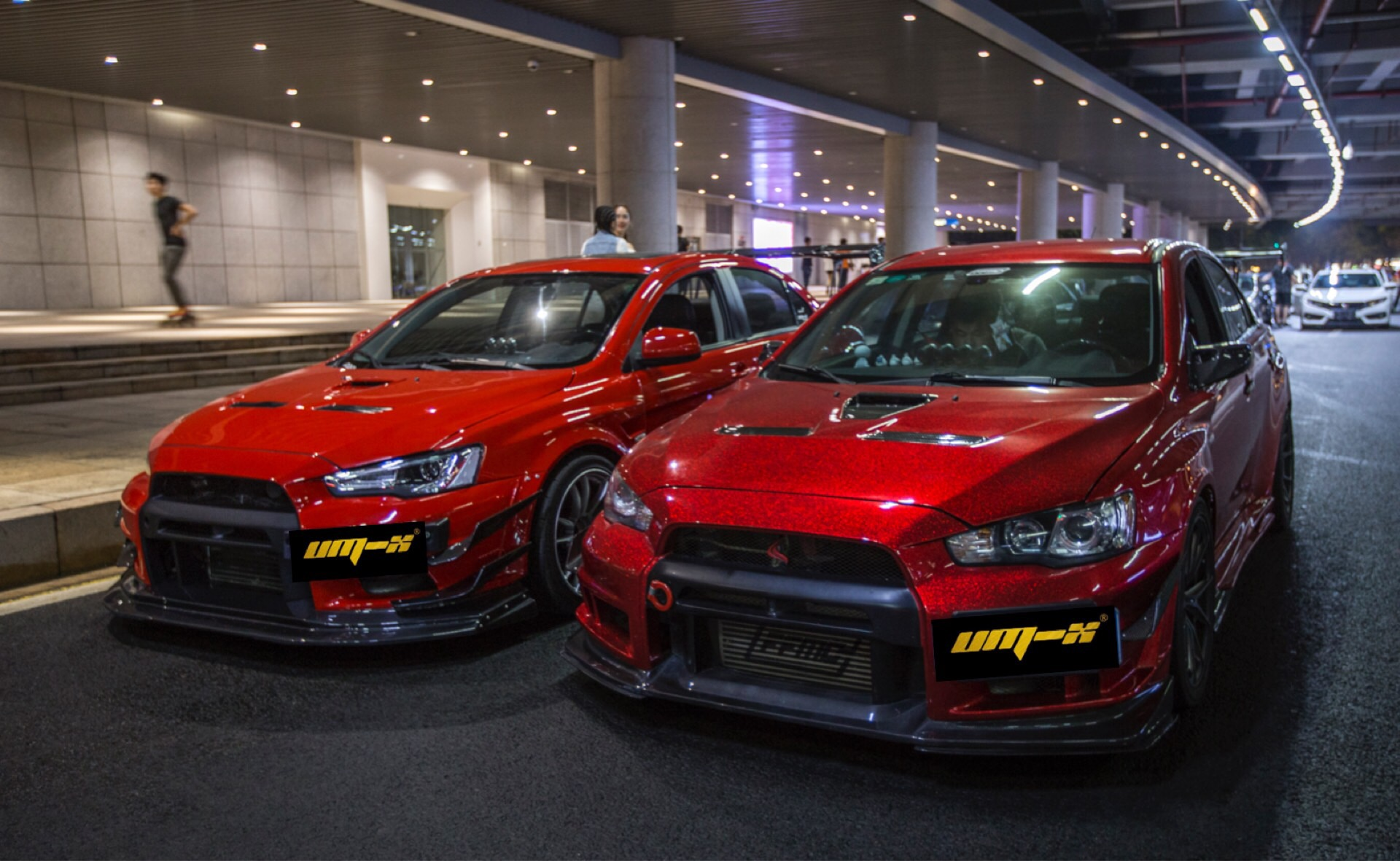 EVO X VA VER.1 & VER.2 FULL KIT