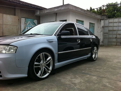 AUDI A6 C5 B-STYLE SIDE SKIRTS