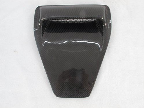 EVOLUTION X/10 CW STYLE HOOD SCOOP CARBON