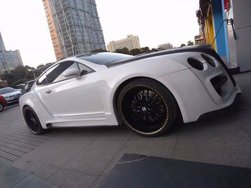 BENTLEY CONTINENTAL GT ASI WIDE KIT