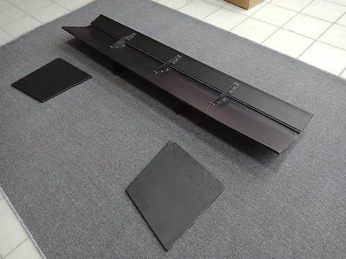 VOLTEX TYPE-11 STYLE DRY CARBON GT WING-2000MM. it can fit every car