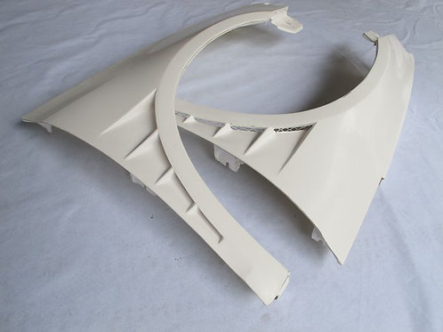 08-15 SCIROCCO R MK3 GT24 STYLE FRONT FENDER