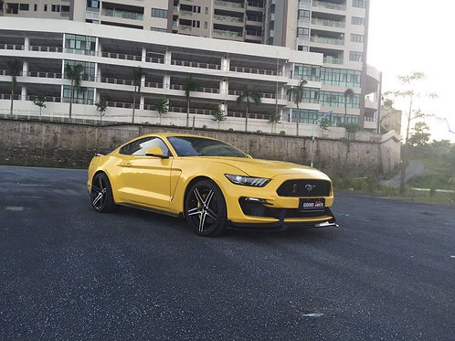 FORD MUSTANG GT350R STYLE WIDE BODY KITS