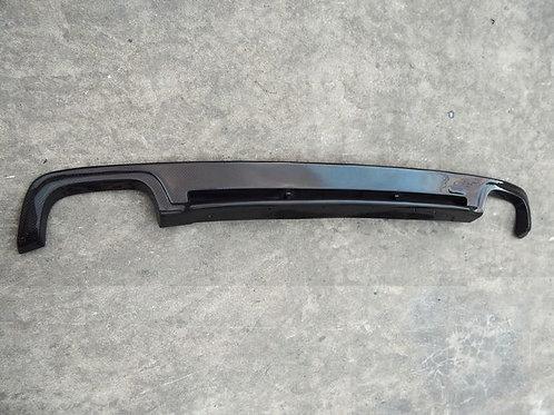 BMW F10/F18 5-SERIES HAMANN STYLE REAR BUMPER LIP
