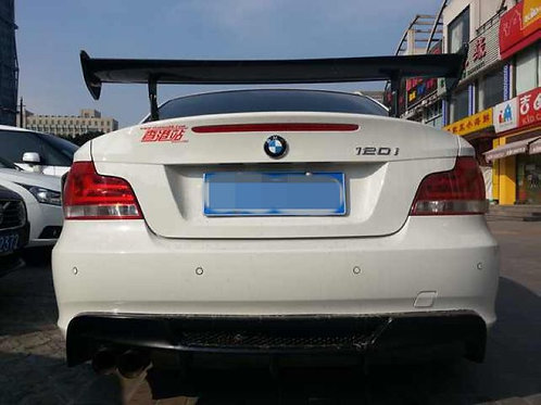 BMW E82 1M GTS STYLE GT WING