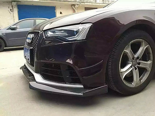 AUDI 12- RS5 ARS STYLE FRONT CANARDS