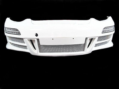 04'-12' Porsche987.1 & 2 Cayman PD Style FrontBumper W/DRL