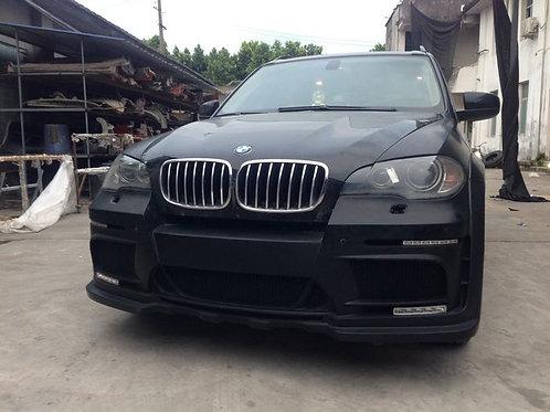 BMW E70 X5 M-STYLE WIDEBODY KITS