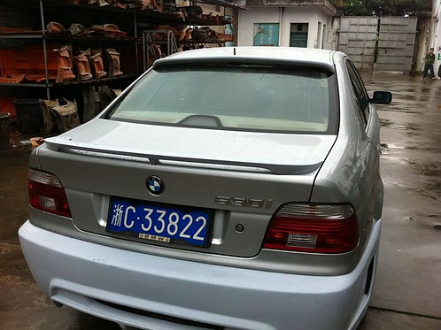BMW E39 5-SERIES VR STYLE REAR BUMPER