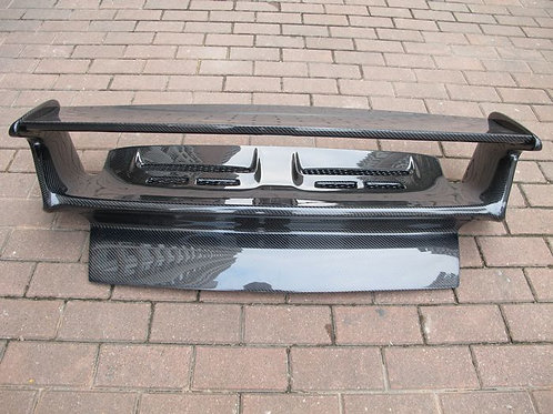 PORSCHE 05-12 911 997 CARRERA RS3 STYLE TRUNK WITH WING