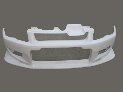 EVOLUTION 7 C-W STYLE FRONT BUMPER(without canards)-1 PIECE