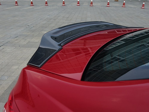 MB 10-13' W207 E-CLASS RT STYLE TRUNK WING