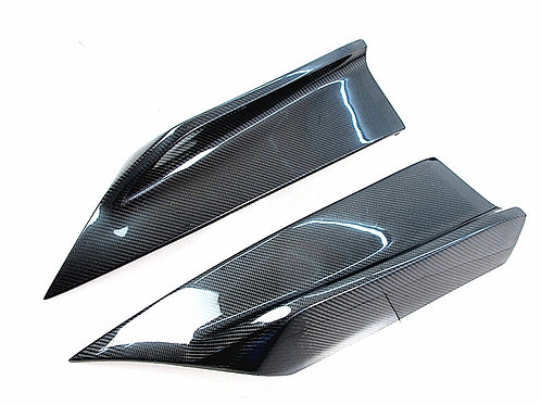 AUDI RS7 ARS STYLE REAR BUMPER EXTENSIONS
