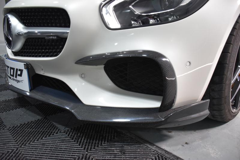 AMG GTS CARBON STUFF