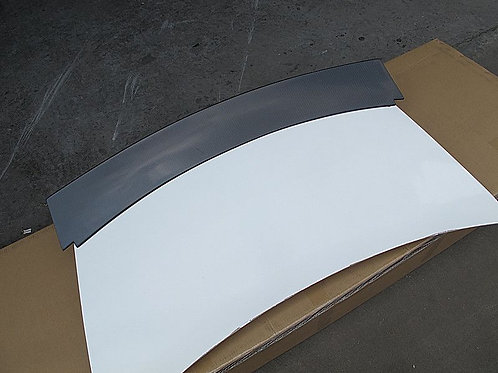08-16' GTR R35 LB PERFORMANCE STYLE TRUNK WING