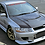 Thumbnail: EVOLUTION 7 C-W STYLE FRONT BUMPER(without canards)-1 PIECE