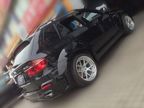 BMW E70 X5 X5M PRIOR DESIGN STYLE WIDEBODY KITS