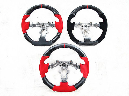08-16' GTR R35 STEERING WHEEL-CARBON