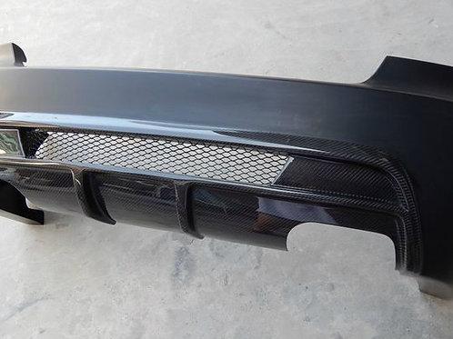 BMW E92/E93 M3 VRS STYLE REAR BUMPER W DIFFUSER