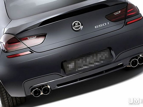 BMW F06/F12/F13 6-SERIES HAMANN STYLE REAR LIP