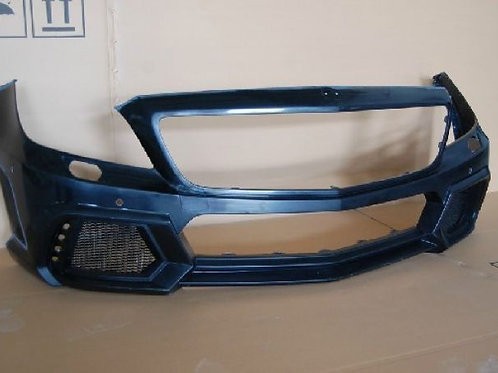 MB C218 CLS-CLASS WALD STYLE FRONT BUMPER W/LED LAMP
