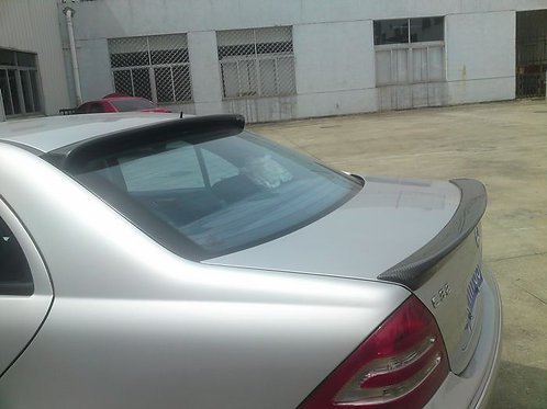 MB 01-07' W203 C-CLASS EURO STYLE ROOF WING