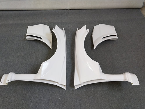 EVO X VARI* V.3 WIDEBODY STYLE ( OR V.2 ULTIAMTE WIDEBODY STYLE) FRONT FENDER