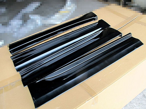 HONDA ODYSSEY RC1 RC2 SILKBLAZE GLANZEN STYLE SIDE SKIRT DOOR PANELS