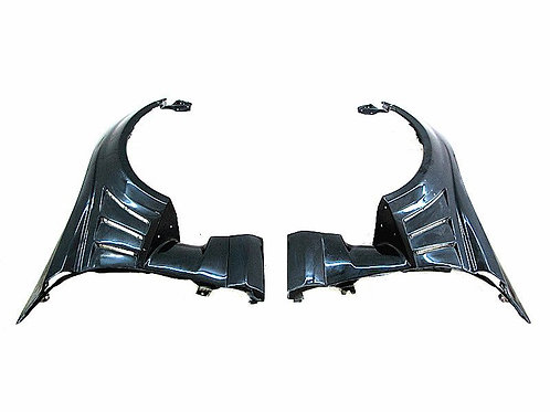 86/BRZ GT86/FT86/FRS VARIS ARISING WIDE STYLE FRONT FENDER W/ FINS SET-4PCS