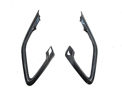 08-16' GTR R35 INNER DOOR HANDLE TRIM COVER-2PCS