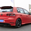 Thumbnail: VW GOLF 6 MK6 GTI OEM REAR BUMPER DIFFUSER COVER