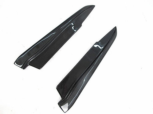 BMW E92/E93 M3 EXOTIC TUNING STYLE REAR BUMPER EXTENSIONS