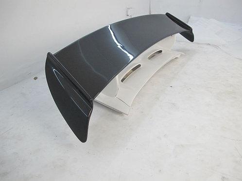 PORSCHE 911 997 CARRERA PD-GT3 STYLE REAR SPOILER CARBON BLADE