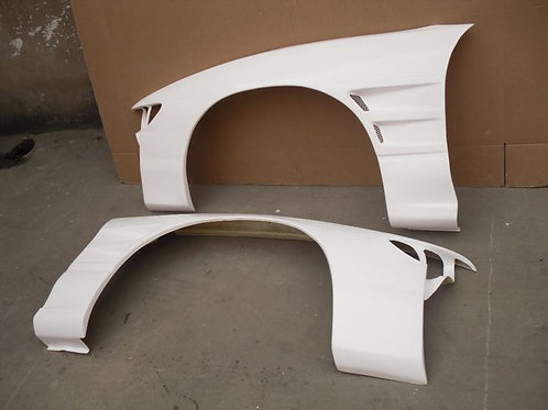 NISSAN S13 SILVIA BN STYLE FRONT FENDER-WIDE +25MM
