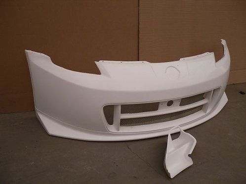 NISSAN 350Z NISMO V2 STYLE FRONT BUMPER W/DUCT