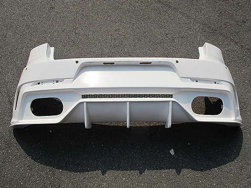 VW GOLF 7 MK7 GTI 7R ASPEC PPV400 STYLE REAR BUMPER