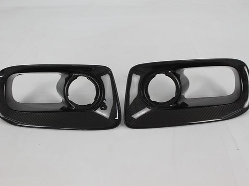 NISSAN R33 GTR OE FRONT BUMPER BORDER STYLE AIR DUCTS