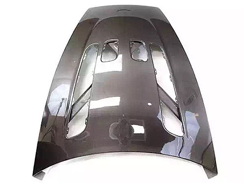 ASTON MARTIN VANTAGE V12 STYLE HOOD (NO VENT OR WITH VENT)