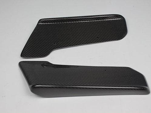 08-16' GTR R35 PASSWORD STYLE REAR BUMPER EXTENSIONS