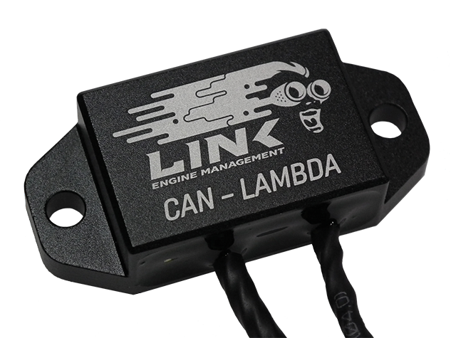 LINK CAN Lambda Wideband AFR measuring Lambdasonde ECU