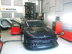 Time Attack Nissan 200sx S14