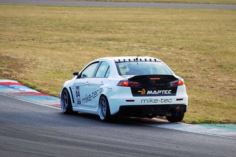 Maptec Optimierungen Misubishi Lancer Evolution X