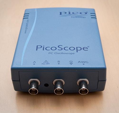 Picoscope 2204 Ozilliskop