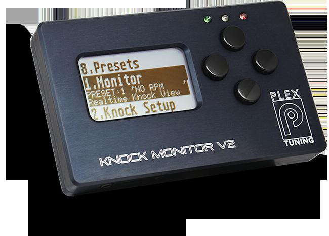 PLEX KNOCK MONITOR v.2