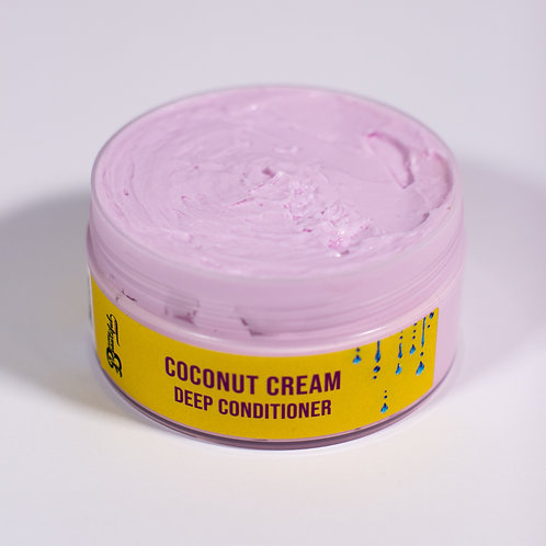 Coconut Cream Deep Conditioner (silicone-free)