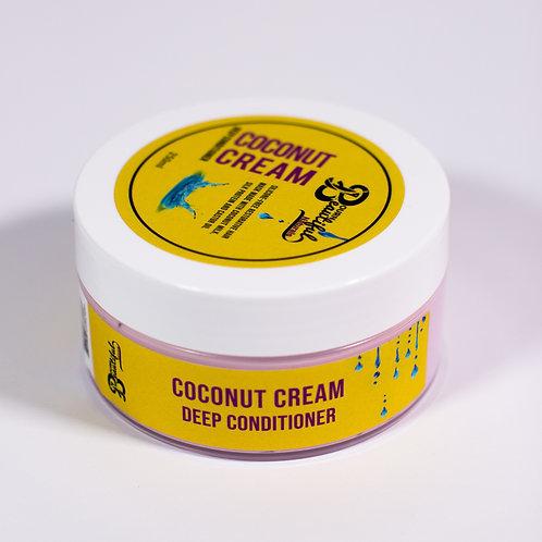 Coconut Cream Deep Conditioner (silicone-free)