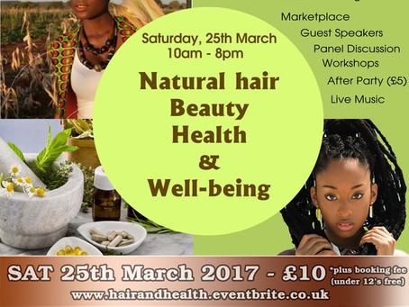 Return To Your Roots Natural Hair & Beauty Event