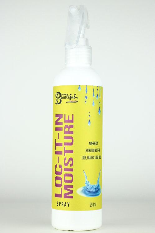 Loc-It-In Daily Moisture Spray (braids, locs)