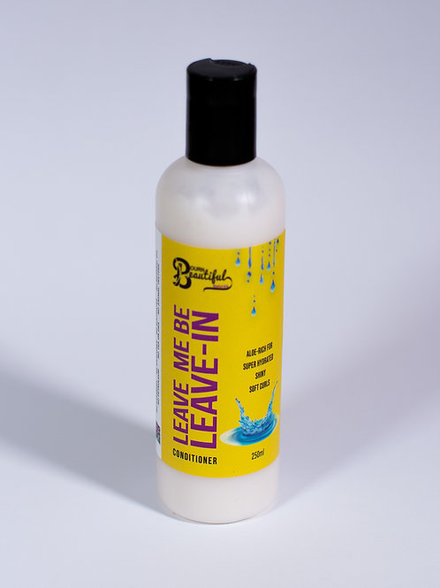 Leave Me Be Leave-In Conditioner (silicone-free)