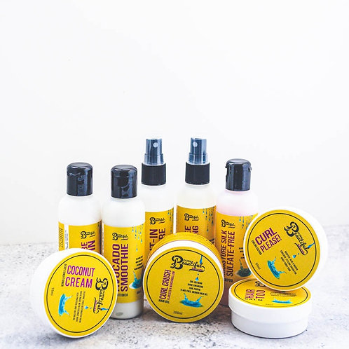 Bourn Beautiful Hair Kit